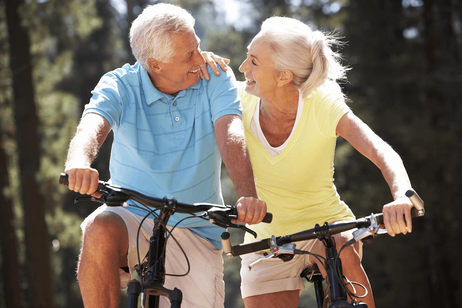 Beweging ouderen