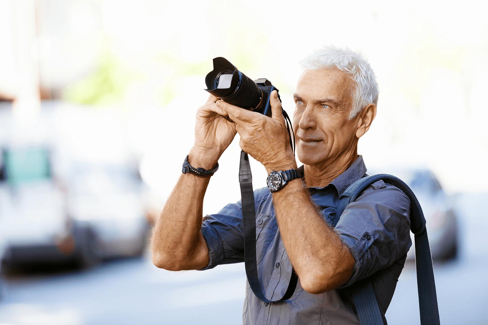 Vrijetijdsbesteding ouderen