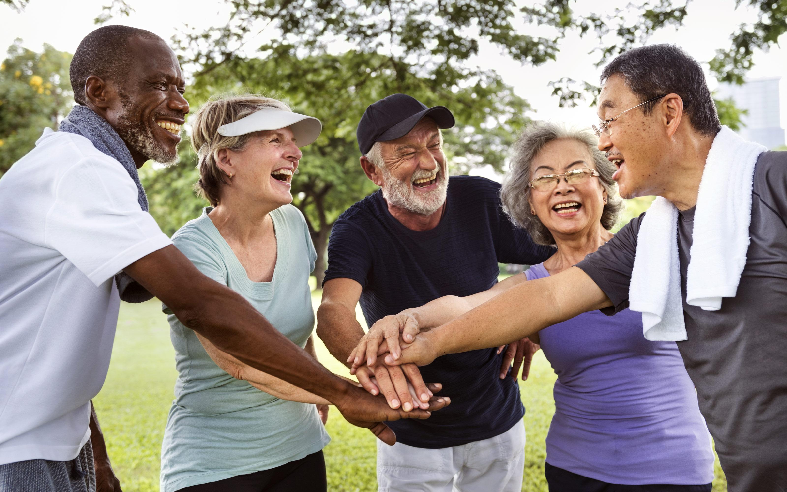 Ouderen en gezondheid